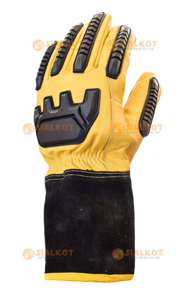 Impact Gloves Supplier