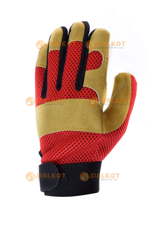 Mechanic Gloves Manufacturer