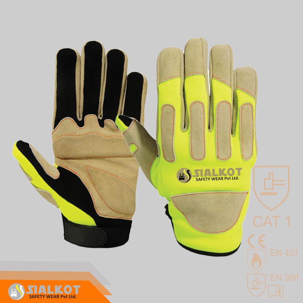 Mechanic Gloves Supplier